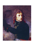Bonaparte at the Bridge of Arcole, 1796 Giclee Print by Antoine-Jean Gros