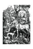 St Eustace, C1501 Giclee Print by Albrecht Durer