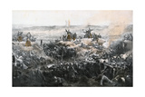 Taking of Malakoff by the French Army, 1855 Giclee Print by Adolphe Yvon