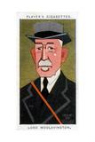 James Buchanan, 1st Baron Woolavington, British Philantropist and Racehorse Owner, 1926 Giclee Print by Alick PF Ritchie