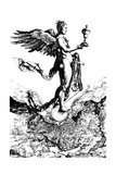 Nemesis, C1501-C1502 Giclee Print by Albrecht Durer