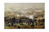 The Battle of Inkerman on November 5, 1854, 1855 Giclee Print by Andrew Maclure