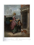 Do You Want Any Matches, 1794 Giclee Print by Antoine Cardon