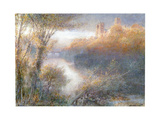 Durham Cathedral, 1903 Giclee Print by Albert Goodwin