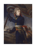 General Bonaparte at Arcole, 17 November 1796, (C179) Giclee Print by Antoine-Jean Gros