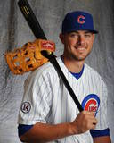 Chicago Cubs Photo Day Photo af Rich Pilling