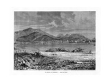 Cap Haitien, Haiti, 19th Century Giclee Print by Charles Barbant