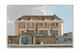 View of Winchester House in Winchester Place, London, 1799 Giclee Print by Charles Tomkins