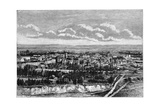 View of Blida, Algeria, C1890 Giclee Print by Armand Kohl