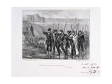 Deux Heures, C'Est Si Vite Passe Quand Il Fait Beau, Siege of Paris, 1870-1871 Giclee Print by Auguste Bry