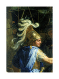 Alexander and Porus, C1673 Giclee Print by Charles Le Brun
