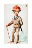 Viscount Wolsley, British Soldier, 1874 Giclee Print by Carlo Pellegrini