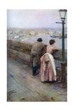 Fisherman, St Ives, 1888 Giclée-tryk af Anders Leonard Zorn