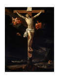 The Crucifixion, 1637 Giclee Print by Charles Le Brun