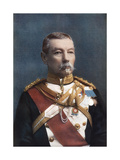 Lieutenant-General Sir Drury Drury-Lowe, Colonel of the 17th Lancers, 1902 Giclee Print by Alexander Bassano