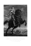 Frederick V, Elector Palantine Giclee Print by Charles Turner
