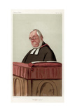 Merchant Taylors, the Reverend James Augustus Hessey Dcl, 1874 Giclee Print by Carlo Pellegrini