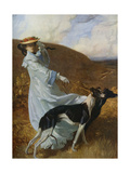 Diana of the Uplands, C1903-1904 Giclee Print by Charles Wellington Furse