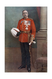 Sir William Lockhart, Commander in Chief in India, C1900 Giclee Print by Alexander Bassano