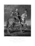 Henry IV, King of France Giclee Print by Charles Turner