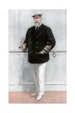King Edward VII of the United Kingdom, 1910 Giclee Print by Arthur Garratt