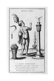 A Representation of June, 1757 Giclee Print by Bernard De Montfaucon