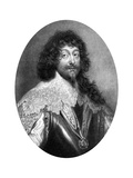 Henry Rich, 1st Earl of Holland Giclee Print by Charles Turner