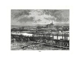 Metz, France, 19th Century Giclee Print by Charles Barbant