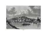 Namur, Belgium, 1879 Giclee Print by Charles Barbant