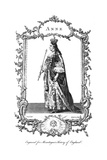 Queen Anne (1665-171) Giclee Print by Charles Grignion