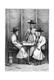 Korean Mandarins, 1895 Giclee Print by Armand Kohl