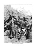 Arrest of the Duke of Gloucester Giclee Print by Charles Joseph Staniland