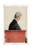 Sir John George Shaw-Lefevre, British Barrister, Politician and Civil Servant, 1871 Giclee Print by Carlo Pellegrini