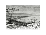 Trieste, Italy, 1879 Giclee Print by Charles Barbant