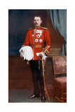 Lieutenant-General Sir Archibald Hunter, Commanding the 10th Division, South Africa, 1902 Giclee Print by Alexander Bassano
