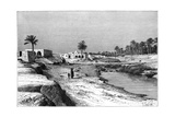 Cabes, Tunisia, 1895 Giclee Print by Armand Kohl