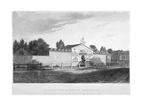 Astley's Amphitheatre, Westminster Bridge Road, Lambeth, London, C1825 Giclee Print by Charles John Smith