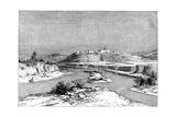 The Mejerda at Slugia, Above Mejez-El-Bad, C1890 Giclee Print by Armand Kohl