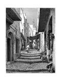 Old Town, Algiers, C1890 Giclee Print by Armand Kohl
