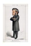 Thomas Henry Huxley, British Biologist, 1871 Giclee Print by Carlo Pellegrini
