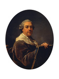 Self-Portrait, 1762 Giclee Print by Carle van Loo