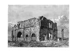 The Ruins of the Praetorium, Lambaesis, Algeria, C1890 Giclee Print by Armand Kohl