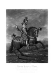Charles, Prince of Wales, 1816 Giclee Print by Charles Turner