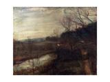 A Landscape, 1926 Giclee Print by Ambrose Mcevoy