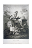 Wisdom, 1794 Giclee Print by Benjamin Smith