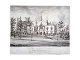 Stepney Grammar School, Stepney, London, C1840 Giclee Print by Charles Joseph Hullmandel