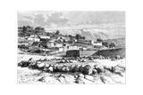 Mount Hermon, Syria, 1895 Giclee Print by Armand Kohl