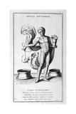 A Representation of September, 1757 Giclee Print by Bernard De Montfaucon