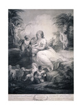 Innocence, 1799 Giclee Print by Benjamin Smith