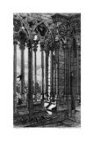La Galerie Notre-Dame, C1841-1868 Giclee Print by Charles Meryon